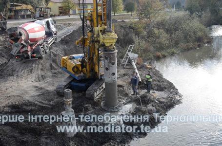Міст, який обвалився у Лисівцях, замінять на металевий