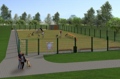 У парку Нацвідродження пропонують облаштувати майданчик для тренування собак
