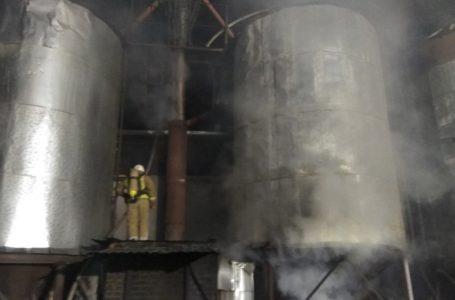 У пожежі в Козівському районі згоріло 12 тонн кукурудзи