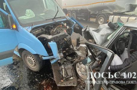 У ДТП біля Тернополя загинуло двоє людей зі Збаражчини