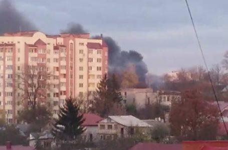 Тернополяни загасили підпал, бо злякались сирен пожежної машини