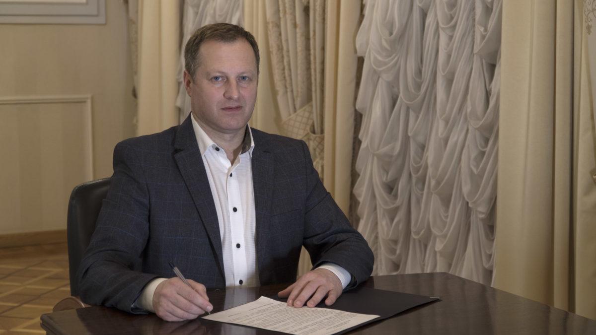 – Перспективний план обговоримо в районах, – очільник Тернопільщини Ігор Сопель про реформу децентралізації