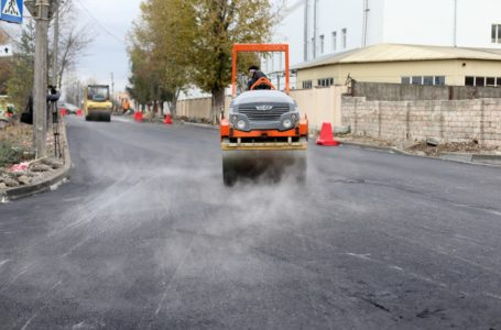 У промисловій зоні Тернополя капітально відремонтували дорогу (Фото)