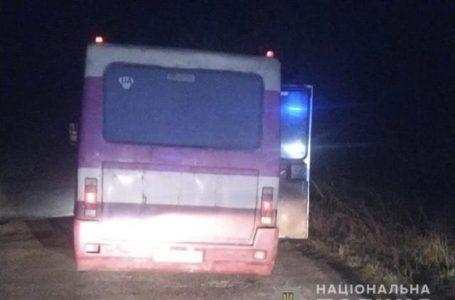 Двоє підлітків випали з автобуса на Тернопільщині