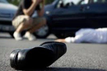 Жителя Шумська не переїхали автівкою, він сам потрапив під колеса, – спростували в поліції